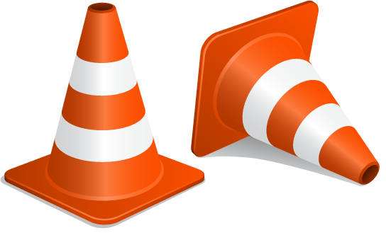 Construction-Cone-PNG-Photo